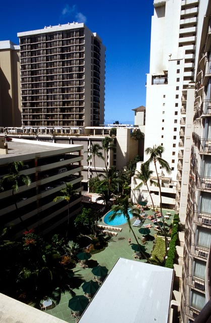 The Pool at Outrigger Reef Towers, Waikiki